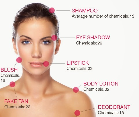 Chemicals In Makeup