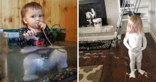 17 Kids Who Made Their Parents' Hearts Drop
