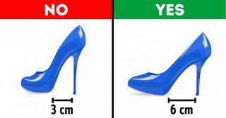Important Rules on Choosing High Heels to Forget About Pain in Your Legs