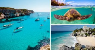 11 Beaches That Can Tempt Anyone Looking for Peace and Crystal Clear Water