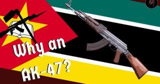 ហេតុអ្វីបានជាទង់ជាតិប្រទេសមូហ្សាំប៊ិកមានរូបកាំភ្លើង AK-47? វាមានអត្ថន័យដូចម្ដេច?