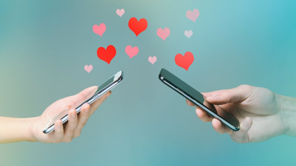 Smart Phone Love Connection