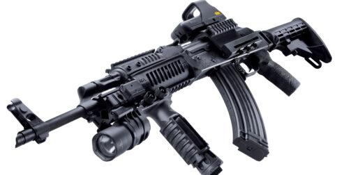 ប្រទេសឥណ្ឌាទទួលបានអាជ្ញាប័ណ្ណផលិតកាំភ្លើង AK-203 របស់រុស្ស៊ីចំនួន ៦៧១.៤២៧ គ្រឿង